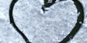 Sne og tanker om overgivelse